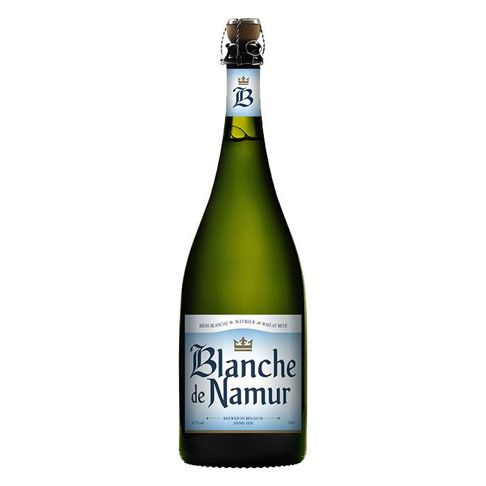 Blanche de Namur Birra Chiara Dolce 150 cl Gradazione Alcolica 4,5%