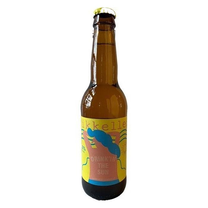 Mikkeller Drink' In The Sun American Wheat Analcolica 33 cl Birra Chiara Amara Gradazione Alcolica 0,3%