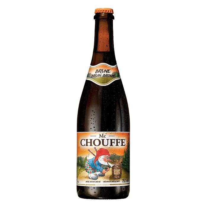 Mc Chouffe Birra Scura Dolce 75 cl Gradazione Alcolica 8%