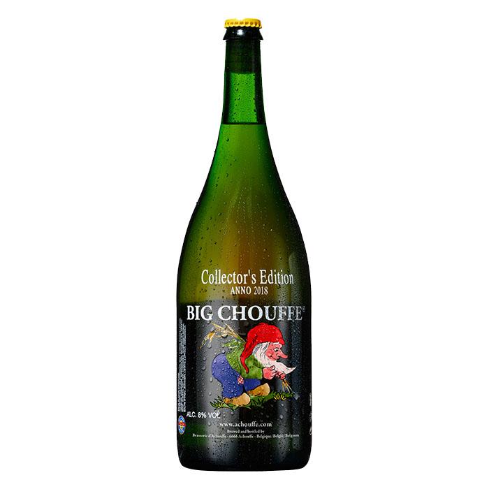 Big Chouffe Magnum Birra Chiara Dolce 150 cl Gradazione Alcolica 8%