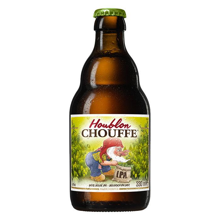 Houblon Chouffe Birra Chiara Amara 33 cl Gradazione Alcolica 9%