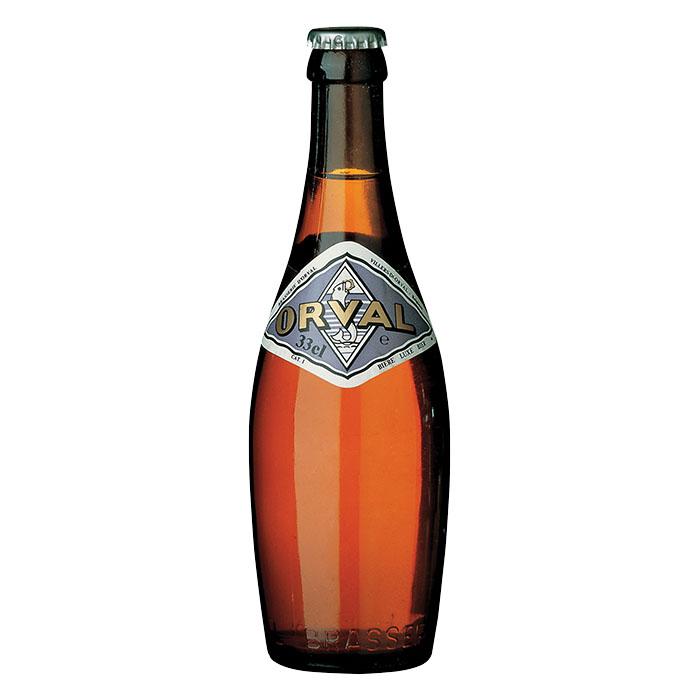 Orval Birra Trappista Ambrata Amara 33 cl Gradazione Alcolica 6,2%