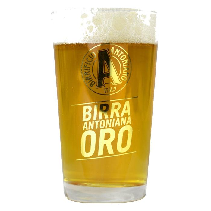 Bicchiere Pinta Antoniana Oro 40 cl