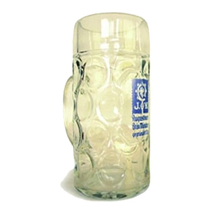 Bicchiere Boccale Augustiner Vetro 1 litro