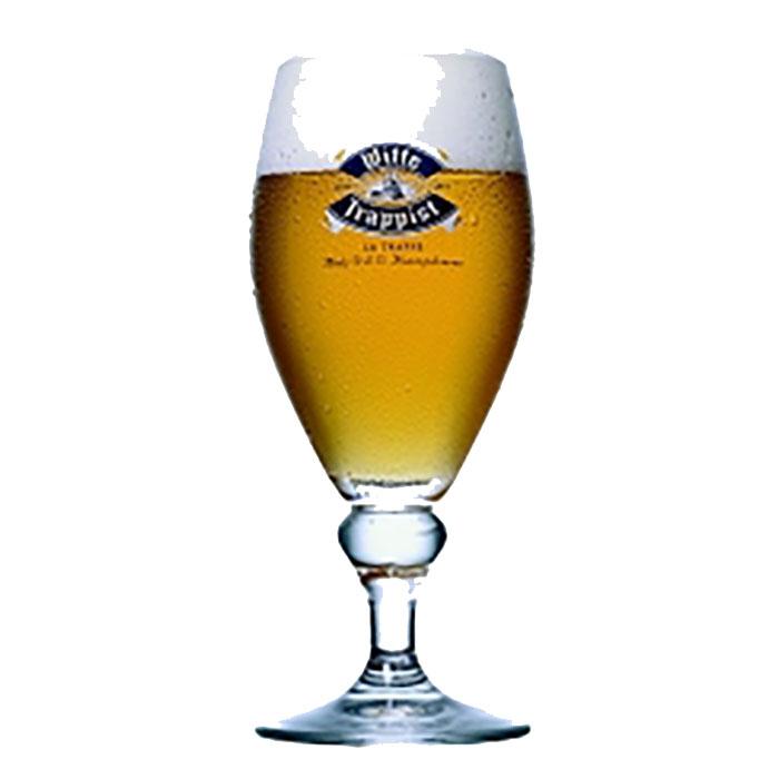 Bicchiere Calice La Trappe Witte 25 cl Trappista