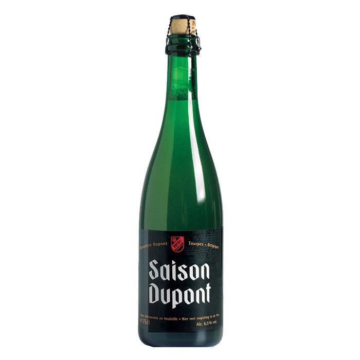Saison Dupont Birra Chiara Amara 75 cl Gradazione Alcolica 6,5%