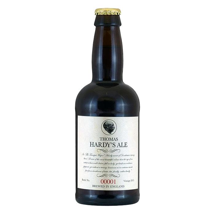Thomas Hardy's Ale Vintage 2019 Birra Ambrata Amara Gradazione Alcolica 12,8%