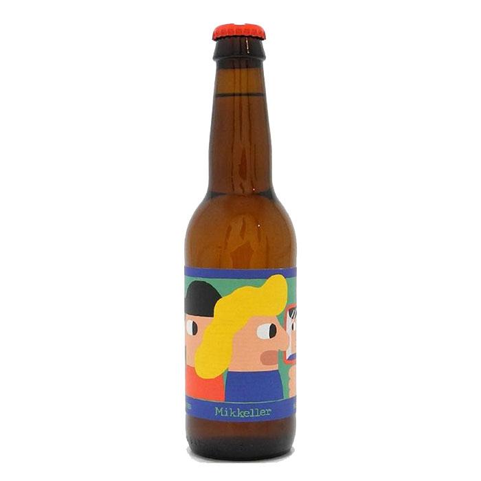 Mikkeller Side Eyes Pale Ale 33 cl Birra Chiara Ambrata Gradazione Alcolica 4,6%
