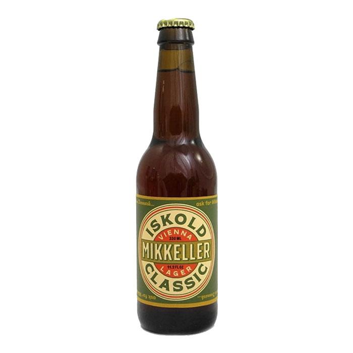 Mikkeller Iskold Classic Vienna Lager 33 cl Birra Ambrata Dolce Gradazione Alcolica 5,6%
