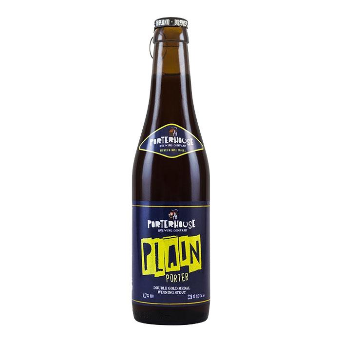 Porterhouse Plain Porter 33 cl Birra Scura Amara Gradazione Alcolica 4,2%