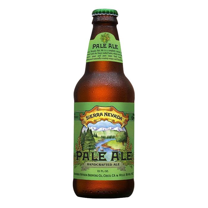 Sierra Nevada Pale Ale 35,5 cl Birra Ambrata Amara Gradazione Alcolica 5,6%