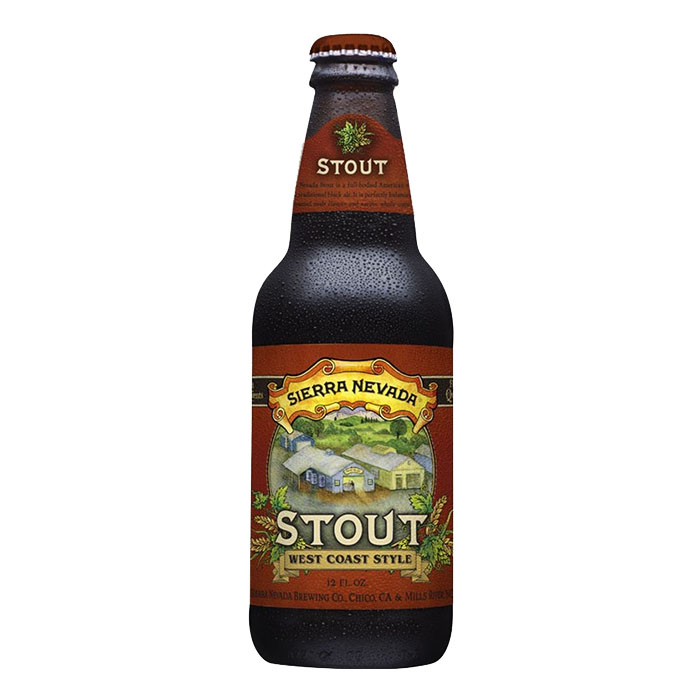 Sierra Nevada Stout 35,5 cl Birra Scura Amara Gradazione Alcolica 5,8%