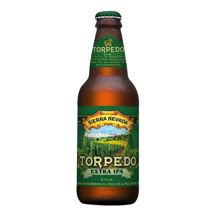 Sierra Nevada Torpedo Extra IPA 35,5 cl Birra Ambrata Amara Gradazione Alcolica 7,2%