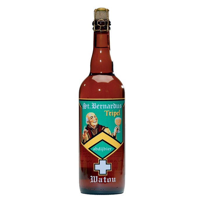 St. Bernardus Tripel Birra Ambrata Dolce 75 cl Gradazione Alcolica 8%