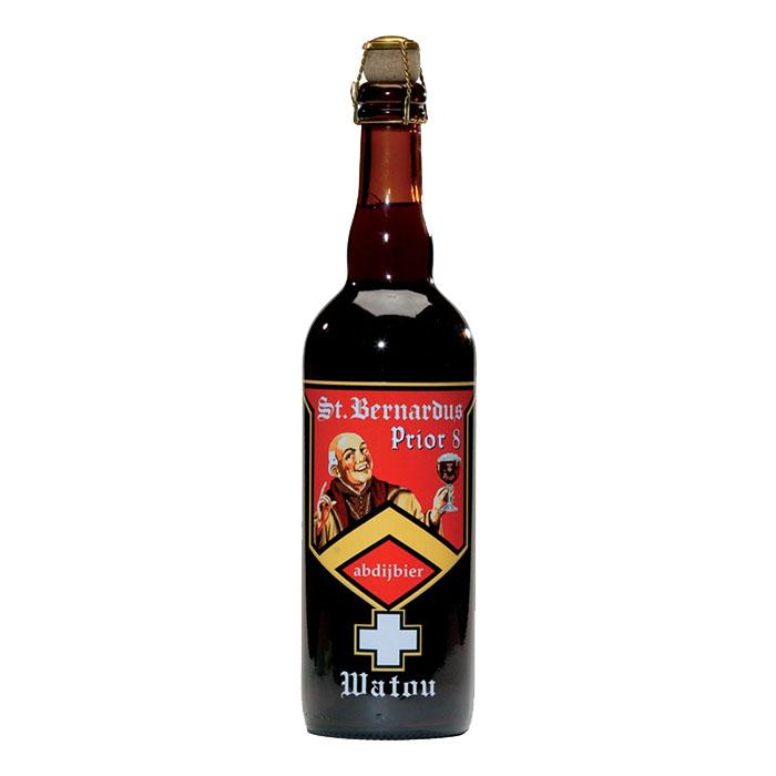 St. Bernardus Prior 8 75 cl Birra Ambrata Dolce Gradazione Alcolica 8%