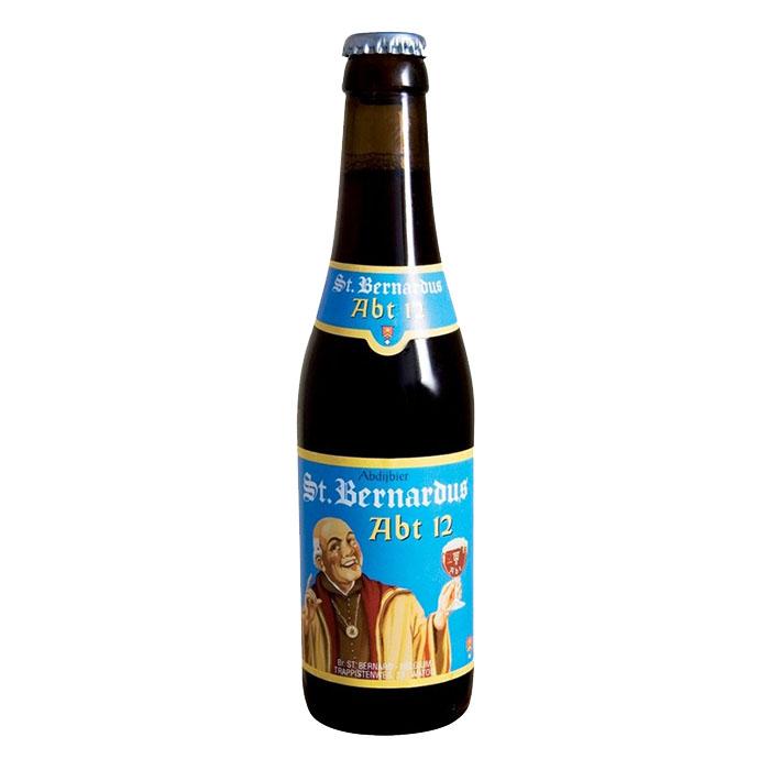 St. Bernardus Abt 12 Birra Scura Dolce 33 cl Gradazione Alcolica 10%
