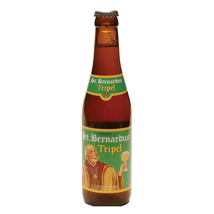 St. Bernardus Tripel Birra Ambrata Dolce 33 cl Gradazione Alcolica 8%