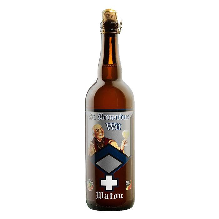 St. Bernardus Wit Birra Chiara Dolce 75 cl Gradazione Alcolica 5,5%