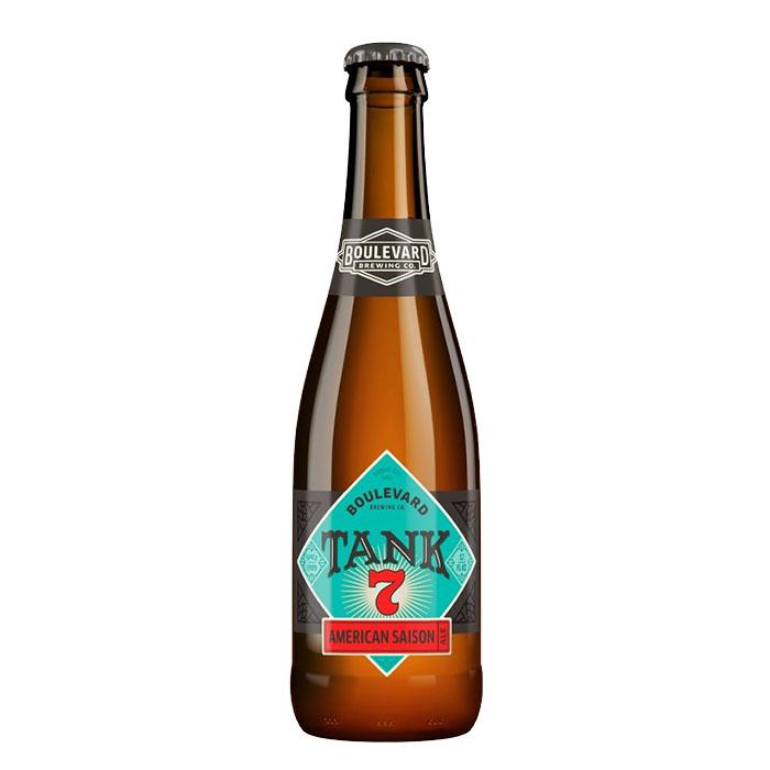 Boulevard Tank 7 Saison 33 cl Birra Chiara Amara Gradazione Alcolica 8,5%