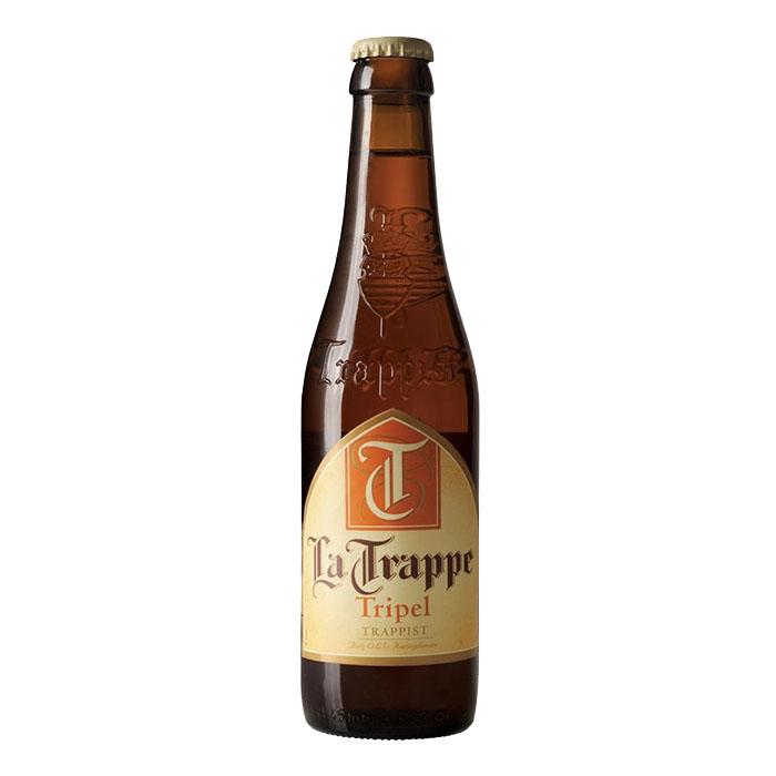La Trappe Tripel Birra Trappista Ambrata Dolce 33 cl Gradazione Alcolica 8%