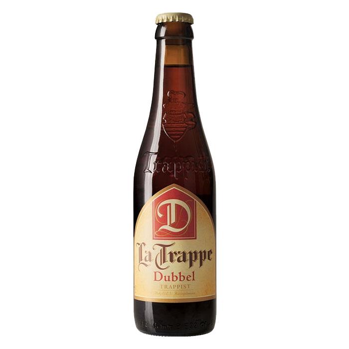 La Trappe Dubbel Birra Trappista Ambrata Dolce 33 cl Gradazione Alcolica 7%