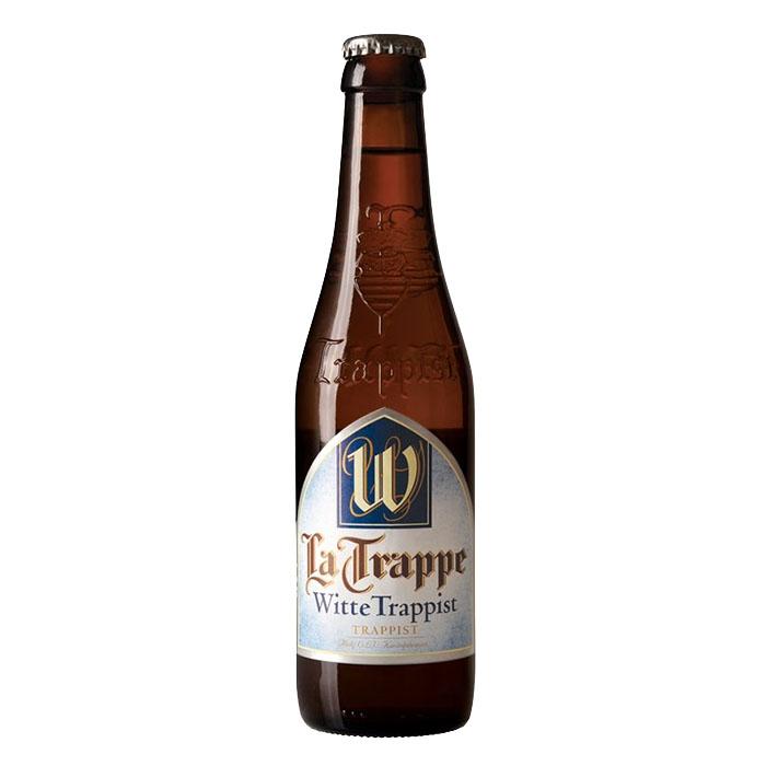 La Trappe Witte Birra Trappista Dolce Chiara 33 cl Gradazione Alcolica 5,5%