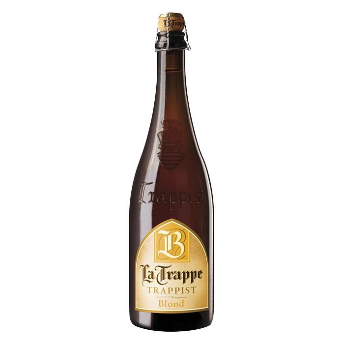 La Trappe Blond Birra Trappista Chiara Dolce 75 cl Gradazione Alcolica 6,5%