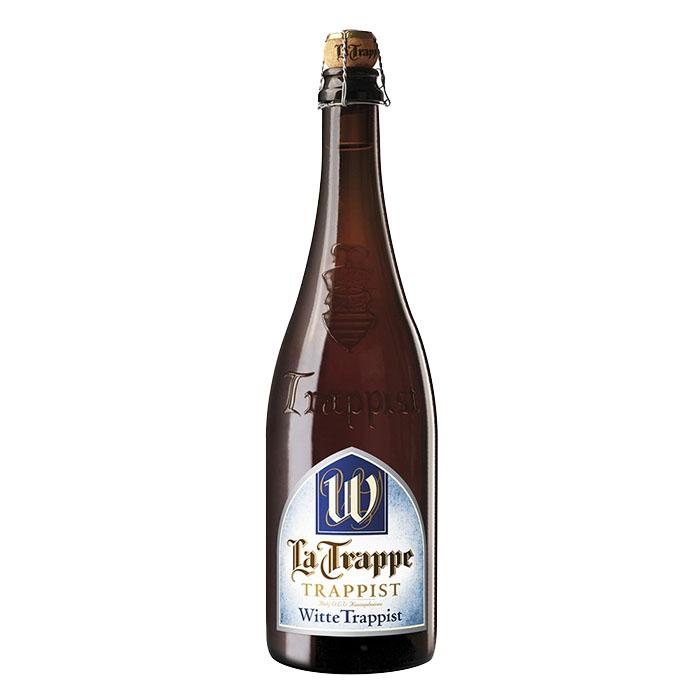 La Trappe Witte Birra Trappista Dolce Chiara 75 cl Gradazione Alcolica 5,5%