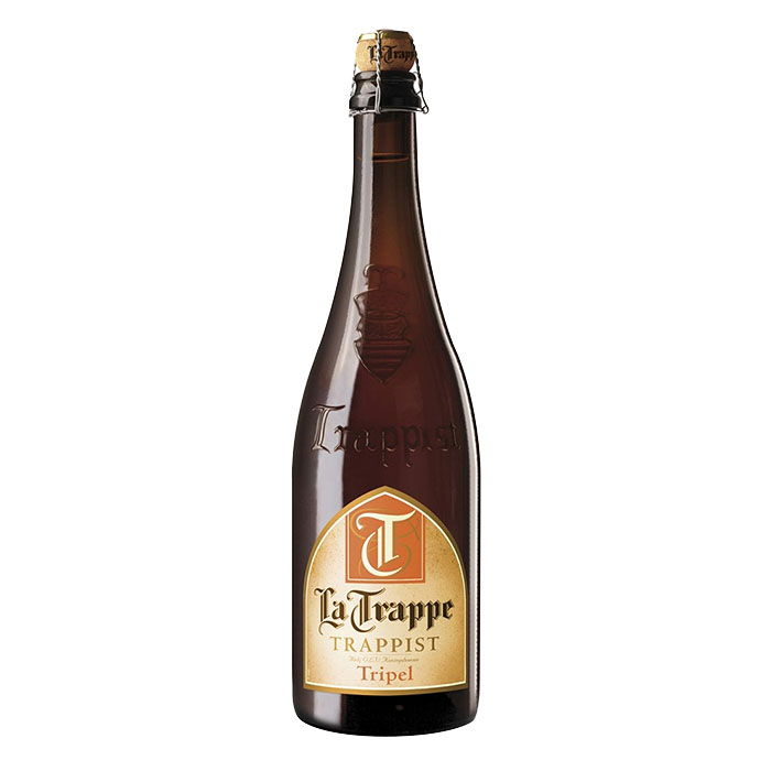 La Trappe Tripel Birra Trappista Ambrata Dolce 75 cl Gradazione Alcolica 8%