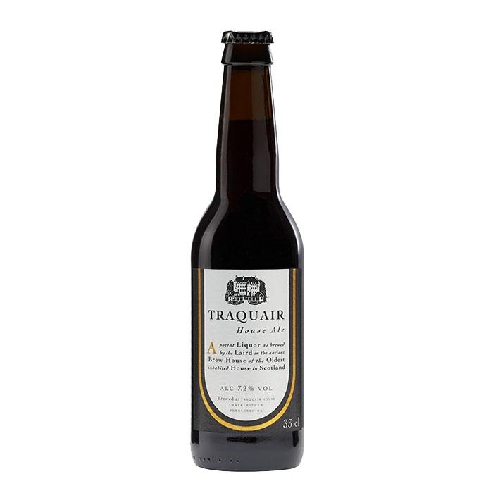 Traquair House Ale 33 cl Birra Ambrata Amara Gradazione Alcolica 7,2%