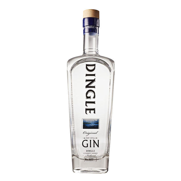 Dingle Gin 70 cl Irish Dry Gin Gradazione Alcolica 42,5%