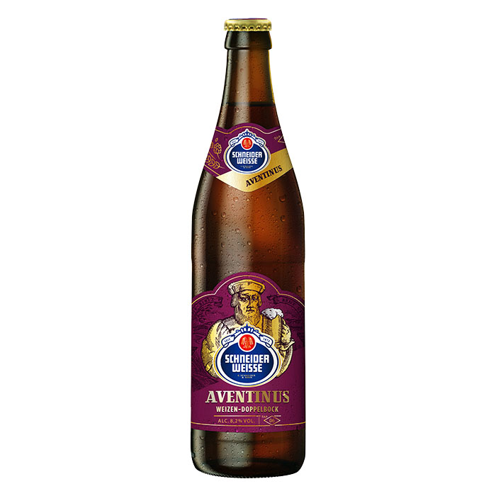 Schneider Weisse Aventinus TAP 6 50 cl Birra Ambrata Dolce Gradazione Alcolica 8,2%