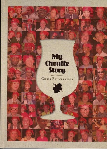 """Libro """"My Chouffe Story"""""""