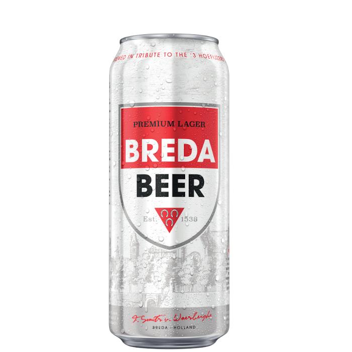 Breda Beer Lattina cl. 50