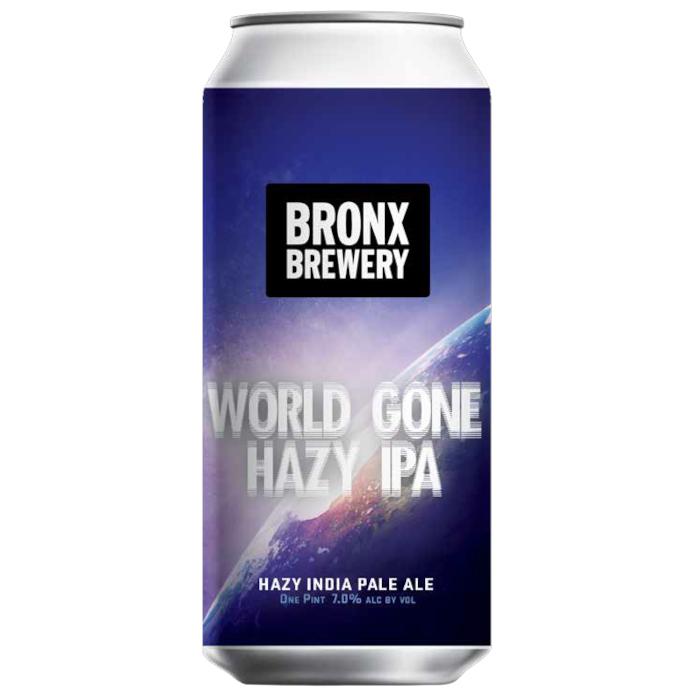 Bronx World Gone Hazy Lattina cl. 47,3