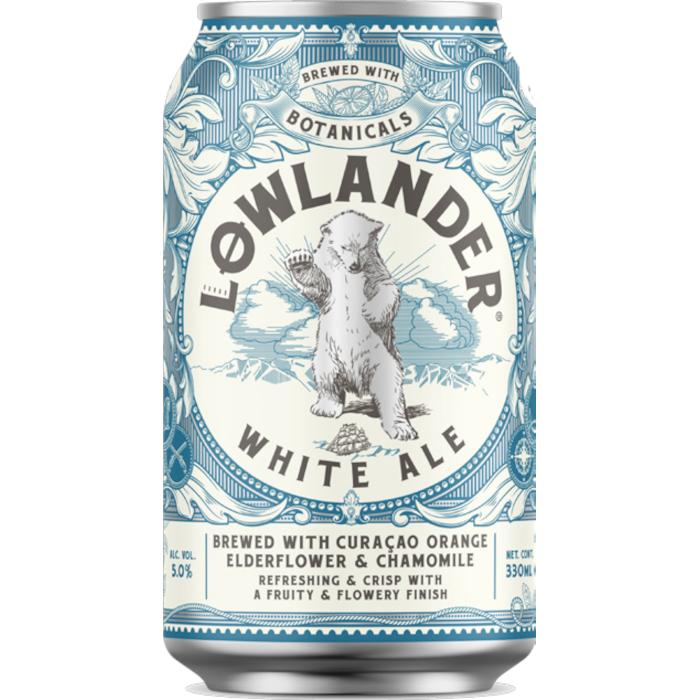 Lowlander White Ale Lattina cl. 33