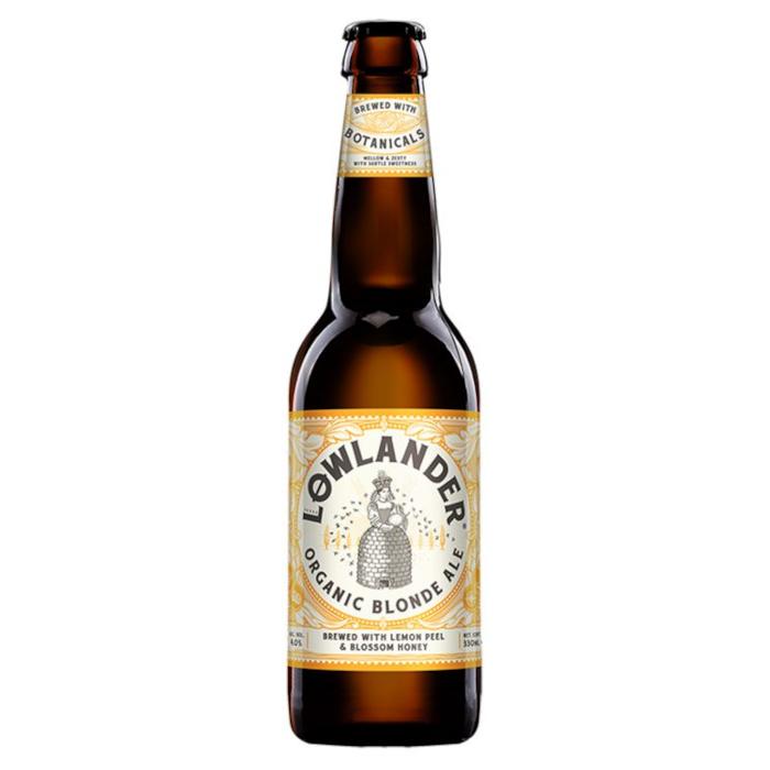 Lowlander Organic Blonde Ale