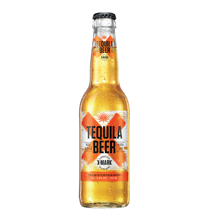 X-Mark Tequila Beer cl. 33