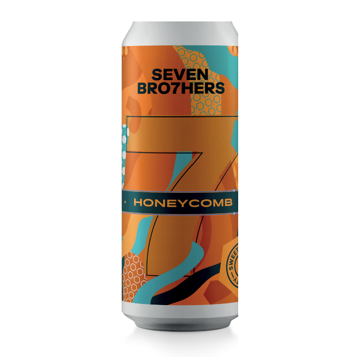 SEVEN BRO7HERS HONEYCOMB PALE ALE
