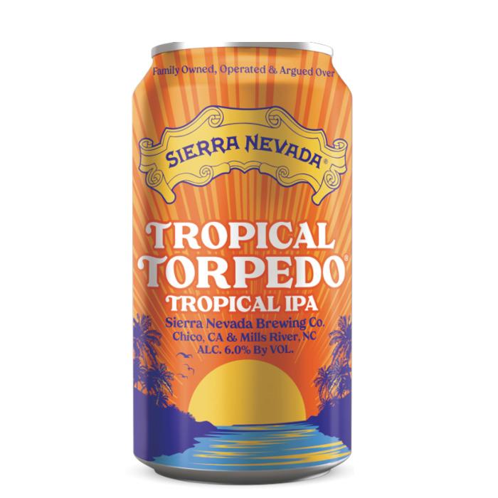 SIERRA NEVADA TOPICAL TORPEDO IPA